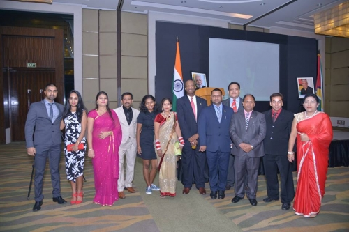 Photo Gallery – Guyana High Commission in India