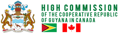 Guyana High Commission – Ottawa Logo