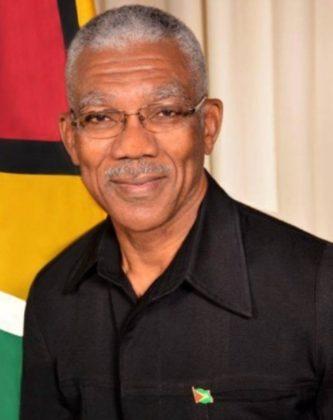 His Excellency David A. Granger